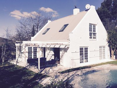 Photo for Greyton's premier luxury boutique self-catering experience