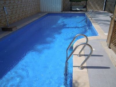 Photo for apartment in a villa with swimming pool