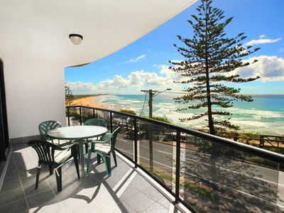 Photo for Unit 5, Phoenix Apartments, 1736 David Low Way Coolum Beach, LINEN INCLUDED, 500 Bond