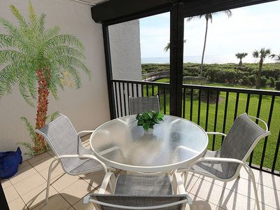 Photo for Beautiful View! Beach Front w/ Cabana - Compass Point 171