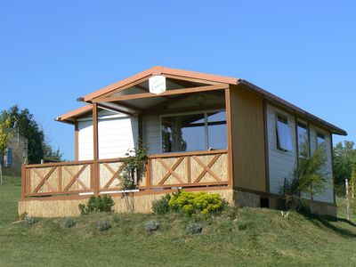Photo for The Ceders chalet sleeps up to 5.