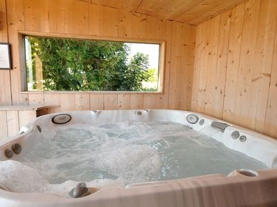 Photo for New: Sauna, Jacuzzi and wood stove Ker Gana Gite West