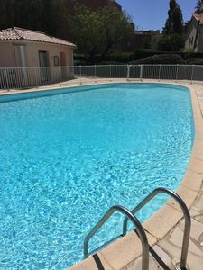 Photo for Fully equipped studio in gated community with pool
