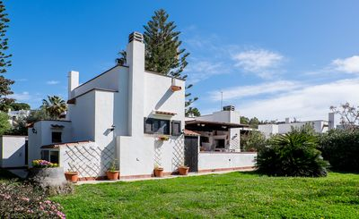 Photo for Villa Elisabetta is a beautiful villa on one level a few steps from the beach