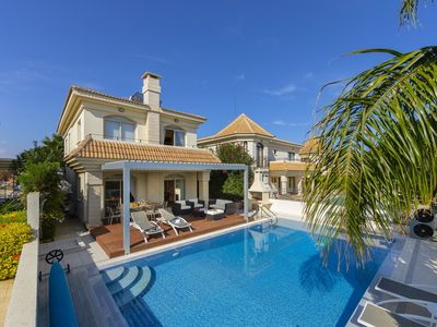 Photo for 3 Bedroom Seafront Villa in Kapparis