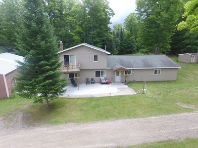 Photo for 2BR House Vacation Rental in Hillman, Michigan