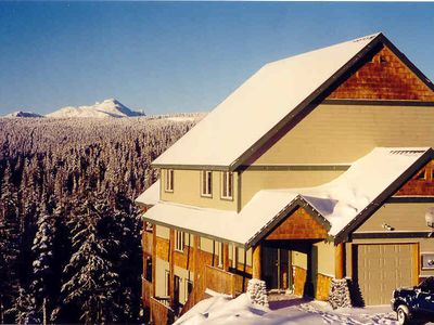 Photo for Beautiful Mountain Chalet, Ski-in Ski-out