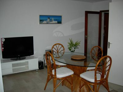 Photo for T2 BEAUTIFUL LOUE 65 M2 VERY QUIET A 80 M FROM THE BEACH