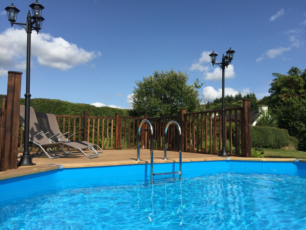 Property Image#2 Exclusive Detached House With 5M Heated Pool In Large  Private Garden,