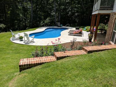 Photo for Masters Rental with pool