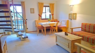 Photo for Apartment No. 17 °, maisonette 56 sqm an extra bedroom with east balcony °