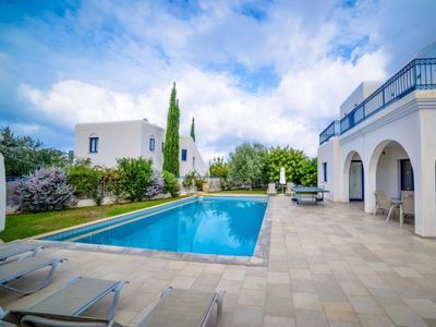 Photo for Vacation home Azzurro Luxury Holiday Villas in Peyia - 6 persons, 3 bedrooms