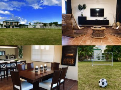 Photo for ♡ Spacious & Enjoyable Getaway Home | Rainforest | Volleyball, Badminton, Soccer
