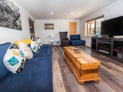 Photo for **Newly Renovated** Pet Friendly, Fenced Yard, Next to Lake Dillon, Free WIFI