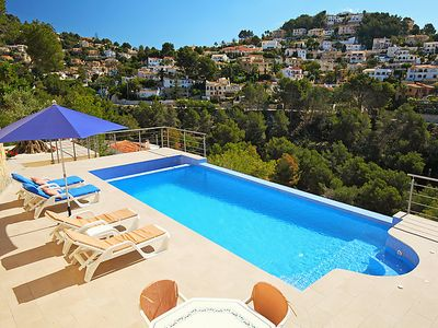 Photo for 4 bedroom Villa, sleeps 10 with Pool, Air Con and WiFi