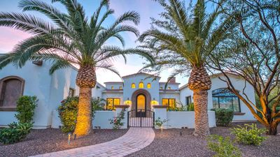 Photo for JUST ADDED! Perfect for large groups! Rooftop Views of Camelback! Luxury Villa!