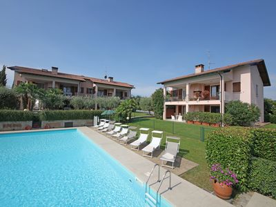 Photo for Holiday apartment Manerba del Garda for 1 - 4 persons - Holiday apartment