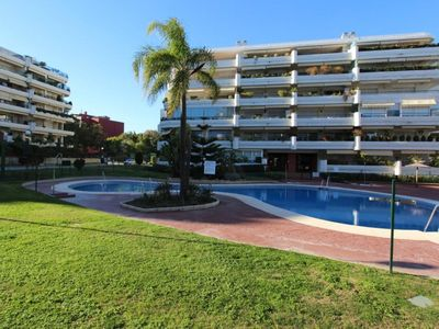 Photo for Apartment in Guadalmina