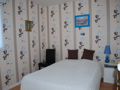 Photo for Private room in town house between Normandy and the Paris region