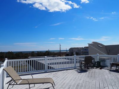 Photo for ⭐️Ocean block⭐️Rooftop deck⭐️