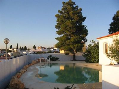 Photo for Traditional four bedroom farmhouse style house with private pool , BBQ and WiFi in Estombar