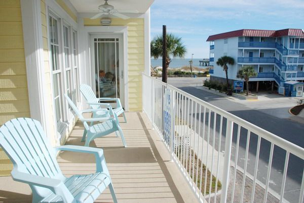 Oceanview Pet Friendly Tybee Condo On Tybee Vrbo