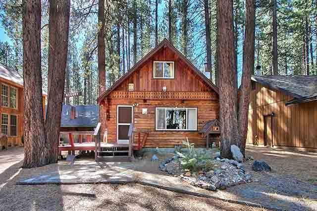 rental tahoe and vacation cabin comfortable cozy homeaway cabins