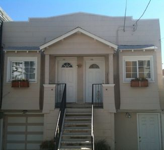 Photo for Cute Two Bedroom Apartment is Sunny and Hip Mission District