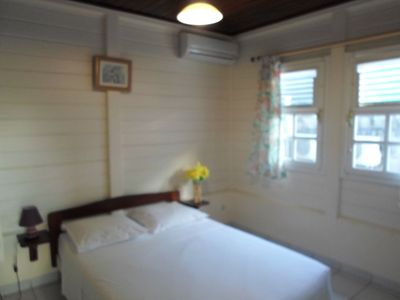 Photo for THE SUGAR: Bungalow 5 minutes from the beach in quiet and intimate corner in Vauclin