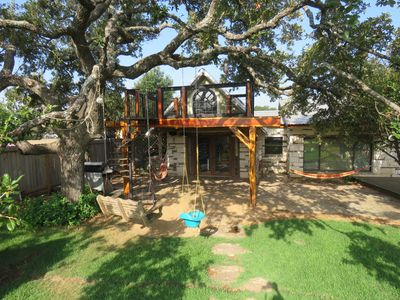 Photo for Newly remodled home in the heart of wimberly with river access in a quater mile