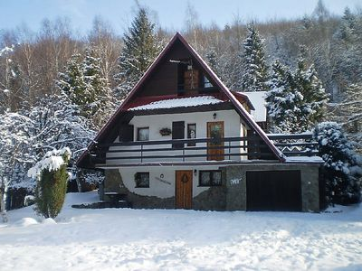 Photo for Vacation home Hatale in Rzyki - 8 persons, 5 bedrooms