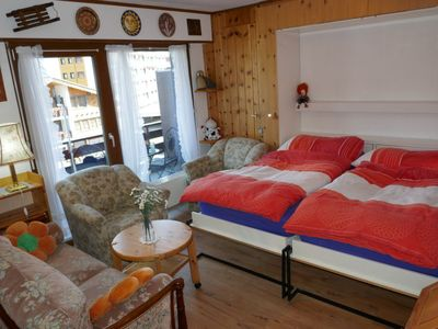 Photo for 1BR Apartment Vacation Rental in Nendaz