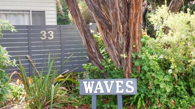 Photo for Waves at Tyrone Beach on the Bay