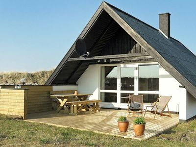 Photo for Reposeful Holiday Home in Ringkøbing with Roofed Terrace