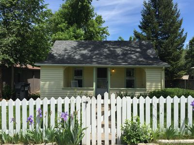 Photo for Charming Cottage in Historical Victorian Olde Erie Village