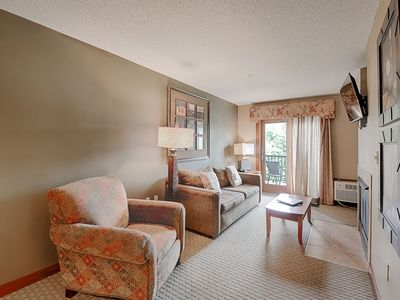 Photo for A207 - 1 Bedroom Lake View Suite at Lakefront Hotel