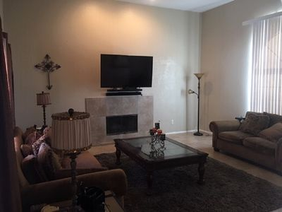 Photo for 4BR House Vacation Rental in Cathedral City, California