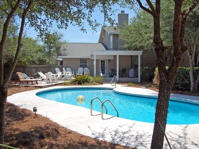 Photo for Best Family Getaway in Seagrove Beach! - 6 Bdrm / Private Pool / Up to 20 Guests