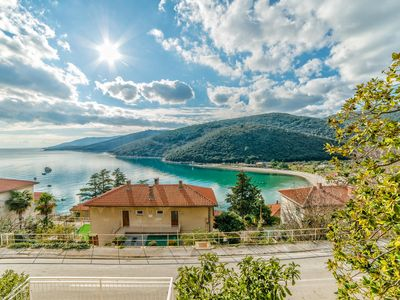 Photo for Apartment Poljak A2 in Rabac near the beach and the city center