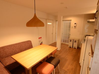 """Photo for Renovated modern traditional house 5mins-walk from station """"Uan/Kaze"""""""