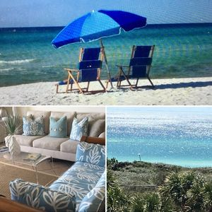 Photo for Gulf View from Top Floor,  2 Chairs on Beach, Great Fall Rates & Winter Months