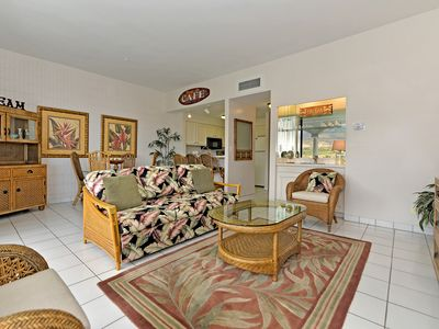 Photo for Lahaina Shores Penthouse with Sweeping Mountain Views - 1 Bd/2 Ba