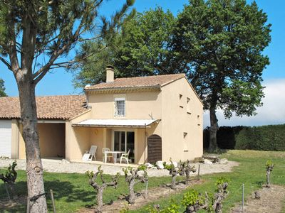 Photo for Vacation home La Cardeline  in Grillon, Mont Ventoux surroundings - 4 persons, 2 bedrooms