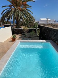 Photo for Wellness apartment Sin Pena Lanzarote with jacuzzi and sauna