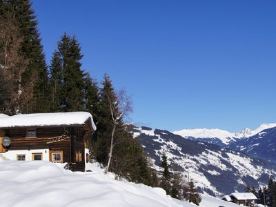 Photo for Chalet in ALLEINLAGE, fireplace, 3 bedrooms, new kitchen, free wifi,