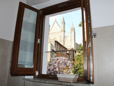 Photo for 1BR Apartment Vacation Rental in Orvieto, Umbria