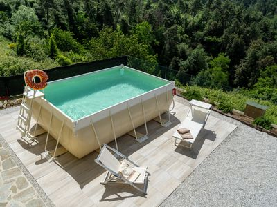 Photo for 4BR Villa Vacation Rental in Gualdo, Toscana
