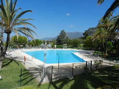 Photo for 2 Double Bedroom Apartment,5 Minutes Drive To Marbella,5 Minutes Walk To  Beach
