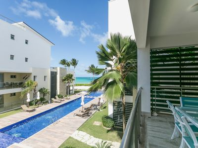 Photo for Costa Atlantica BH202 - BeachFront, Ask Week/Month Discount