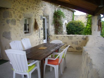 Photo for character cottage 4 to 5 people in lavardac